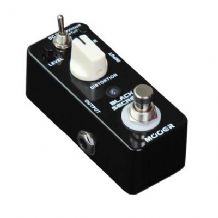 Mooer Micro Series Black Secret Distortion Effects Pedal